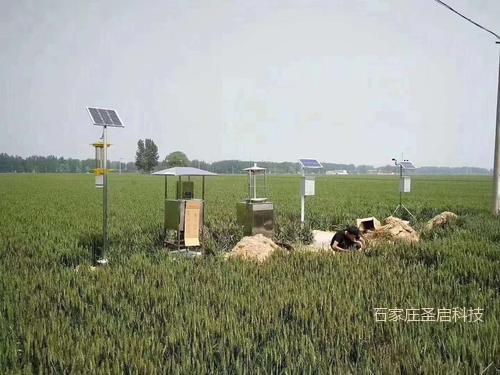 农田四情监测系统