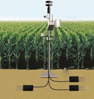 土壤温湿度监测设备